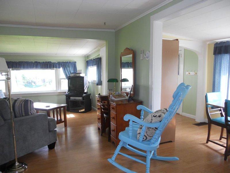 Living Area - Dining Area