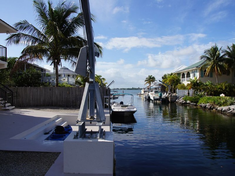 Florida Keys Pine Channel Water Front - Deep Canal, alquiler de vacaciones en Big Pine Key