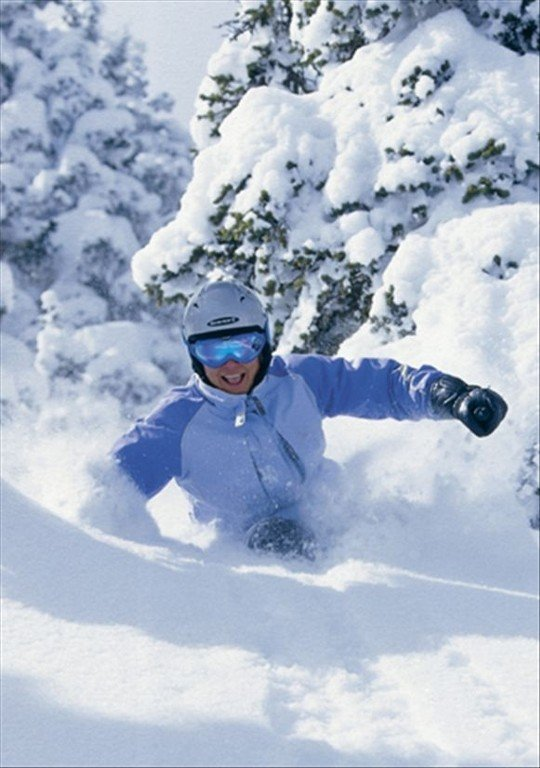 Love the snow?  Ski and board your hearts out at TSV!