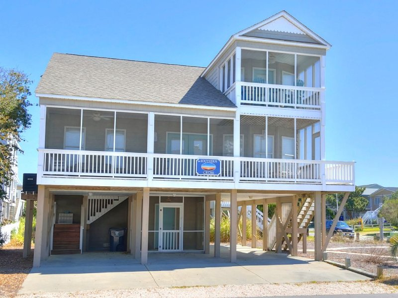 Your Perfect Beach House! Location, Location, Location!, Ferienwohnung in Sunset Beach