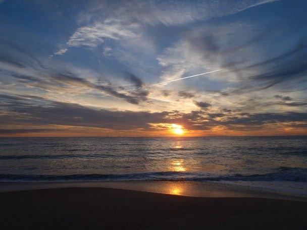 Sunset at Dewey Beach