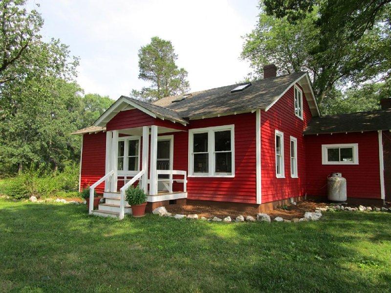Wine Country Cottage – semesterbostad i Gordonsville