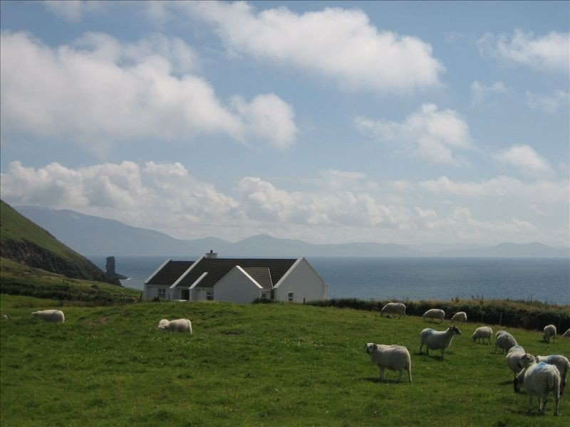Uninterrupted Sea Views at Tra Cinn Aird Near Dingle, holiday rental in Dingle Peninsula