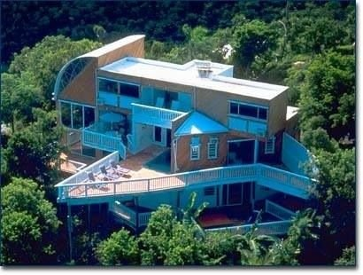 One Bedroom studio on Atlantic ocean with trade winds and views, vacation rental in Tutu