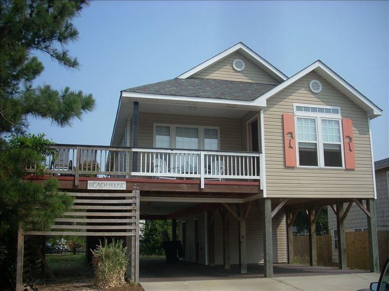 Spring Break? Ready for Summer? Affordable 3 bedroom!, location de vacances à Kill Devil Hills