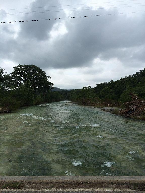 Frio River - Neals Crossing (dowstream)