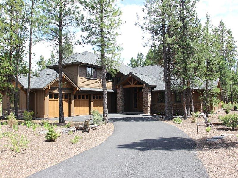 Luxury five star 5 Bedroom Caldera Springs Cabin, Bend Oregon, aluguéis de temporada em Sunriver
