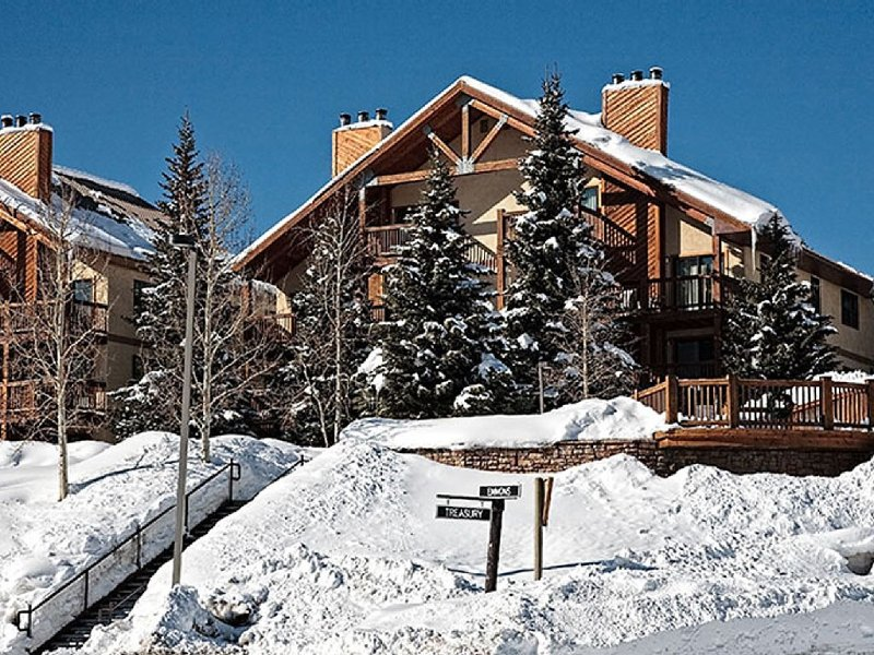 Ponderosa 2A: 'Wonderful Place to Stay in the Butte!', holiday rental in Crested Butte