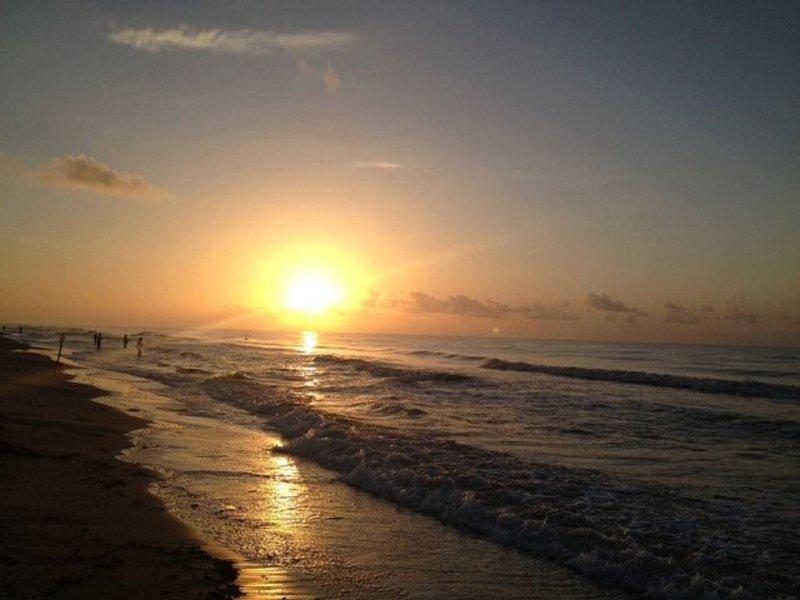 Come enjoy the beautiful sun rises!