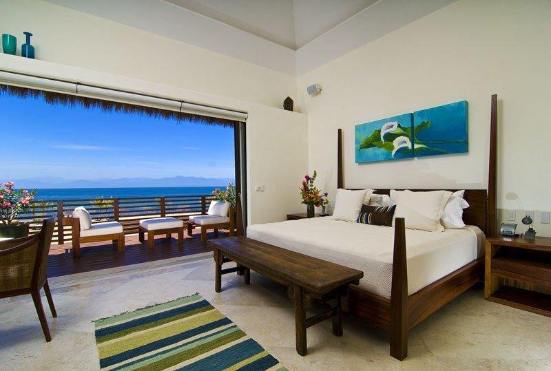 Direct Pano Ocean Views, In Gates, St. Regis next door, Kapuri Beach Club Memb., location de vacances à Punta de Mita