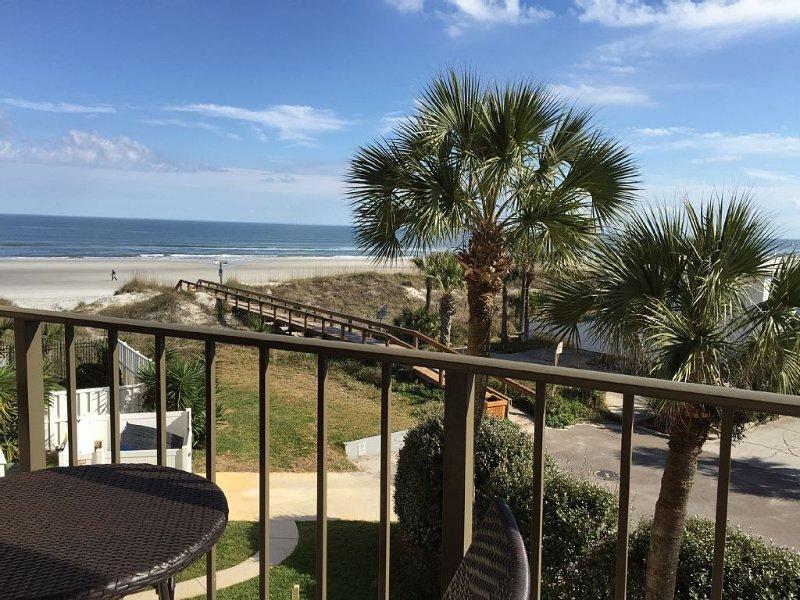 BEAUTIFUL OCEAN VIEW, holiday rental in Jacksonville Beach