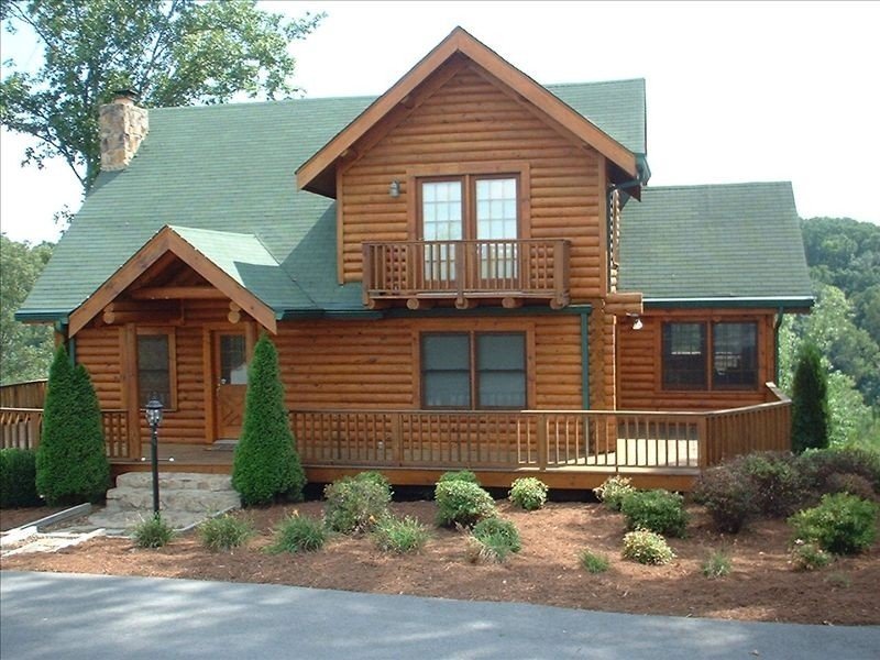 Scenic Log Cabin on 12 Acres, holiday rental in Ooltewah
