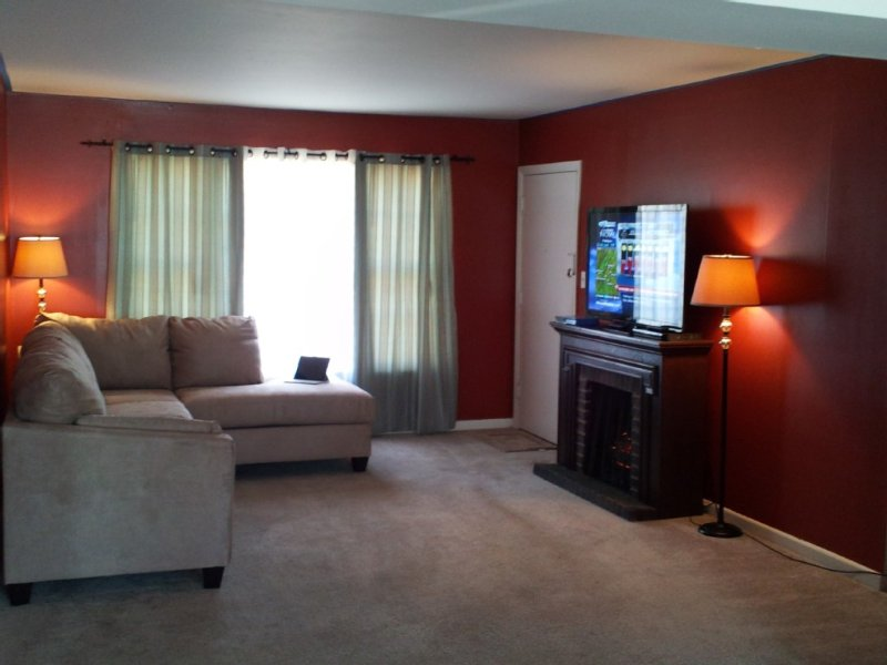 Well Appointed Home For Your Family's Enjoyment In The Heart Of Charlottesville, vacation rental in Charlottesville