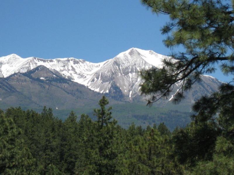 La Plata Mountain View