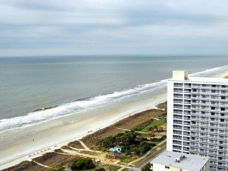 Ocean View Penthouse 3 Bedroom, holiday rental in Myrtle Beach