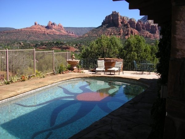 Romantic, Relaxing, Rejuvenating - Awesome Views of Red Rocks!, vacation rental in Sedona