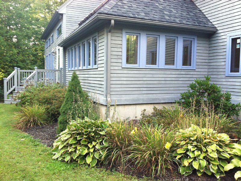 COUPLE(S) PERFECT!! 2 BED/BATHS ; CENTRAL AC; FIREPL; ROMANTIC 'SKI LODGE' FEEL, holiday rental in Hampshire County