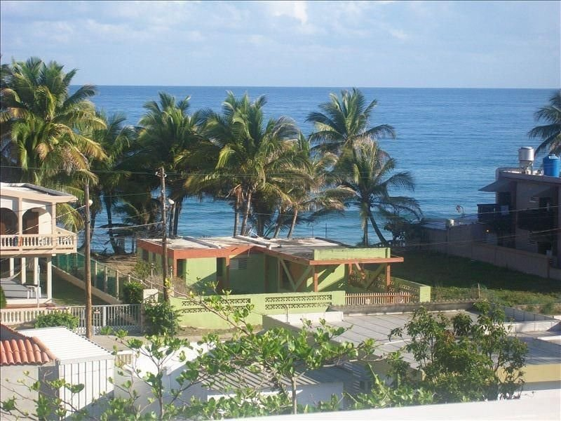 Amazing 3BR/3BA Phouse, Ocean Views, 1 Blk From Sandy Beach!, location de vacances à Rincon