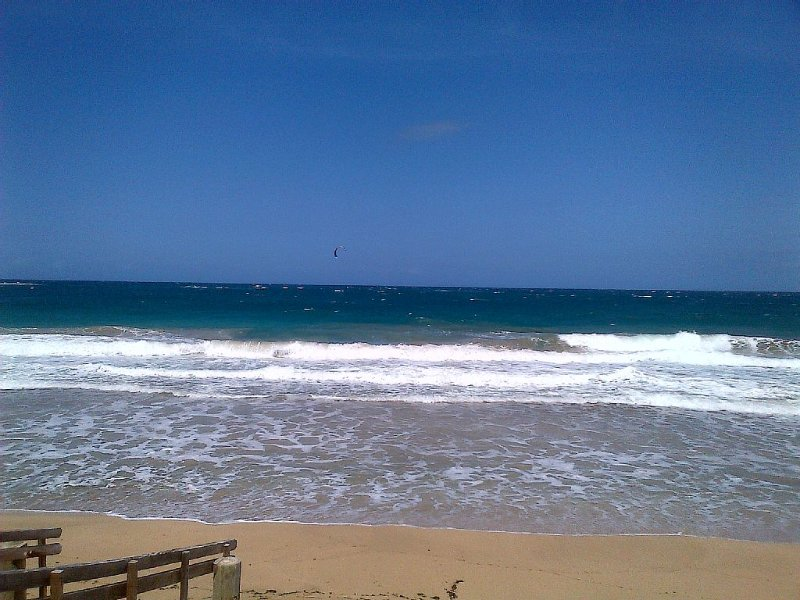 Condo On The Beach, Fully Furnished With All The Necessities., holiday rental in Frigate Bay