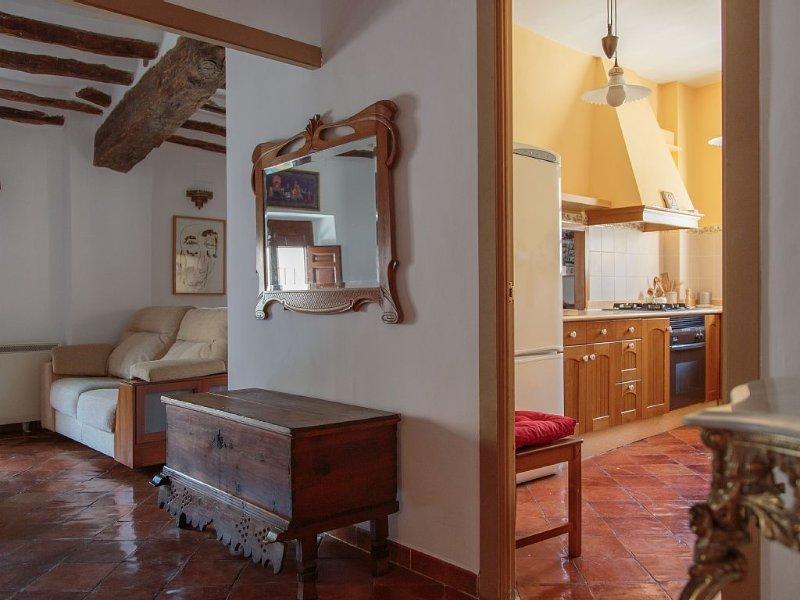 Apartamento con encanto en el centro del casco histórico de Cehegín, alquiler vacacional en Bullas