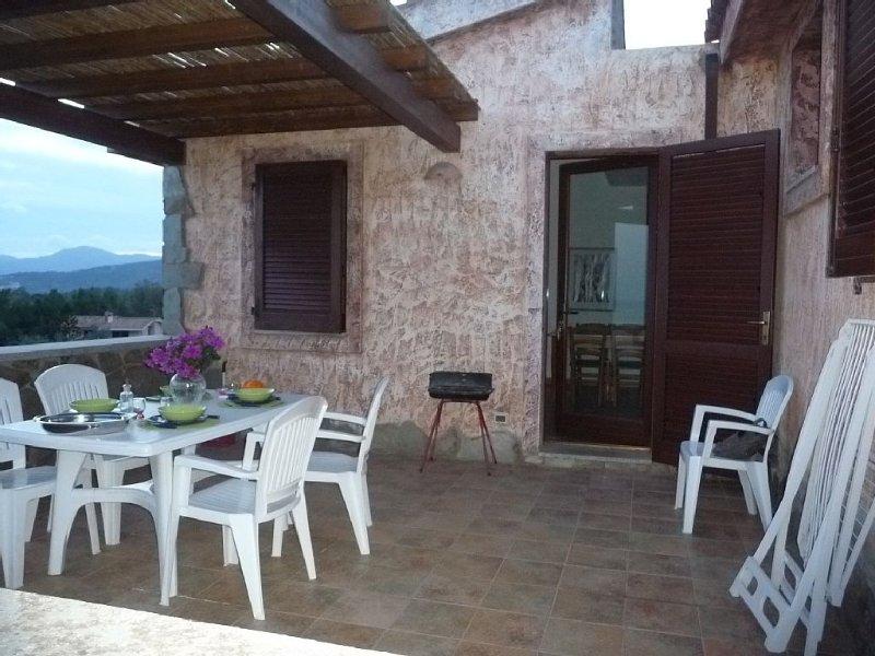 Villino Aurora a Porto Corallo, vacation rental in Villaputzu