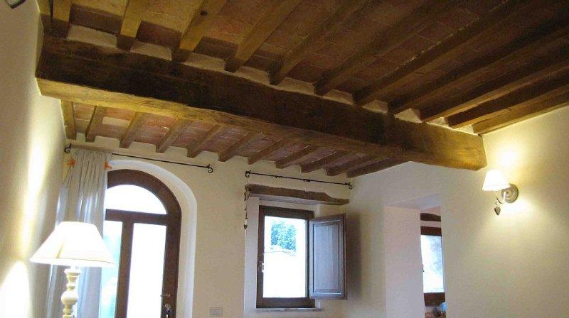 Casa Indipendente in Centro Storico, holiday rental in Bagno Vignoni