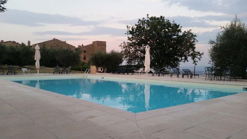 Castello Medievale di Montelagello - casa del Conte di Vegnatolo, location de vacances à Mercatello