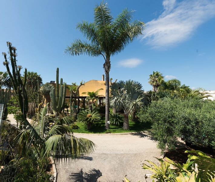 Oasi delle Succulente, Ferienwohnung in Marsala