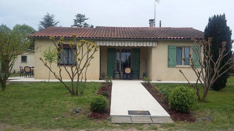 Location saisonnière à Eymet (Dordogne, Périgord Pourpre), vacation rental in Eymet