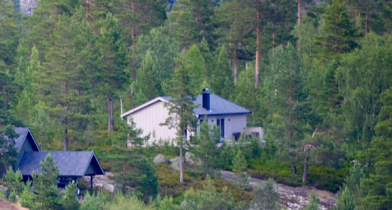 Exklusive 50 qm - alles Inklusive! Klein, aber fein. Natur pur., holiday rental in Eastern Norway