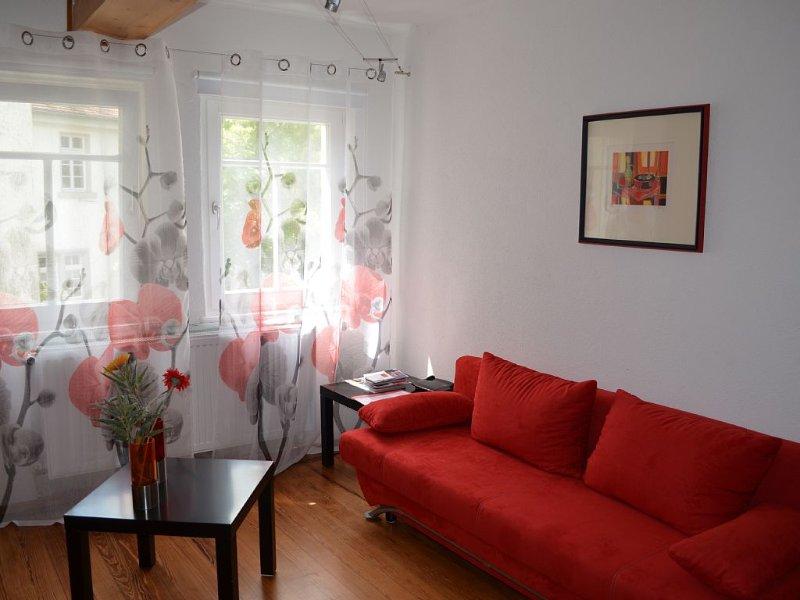 Wohnung im liebevoll renovierten Fachwerkhaus, vacation rental in Gernsheim