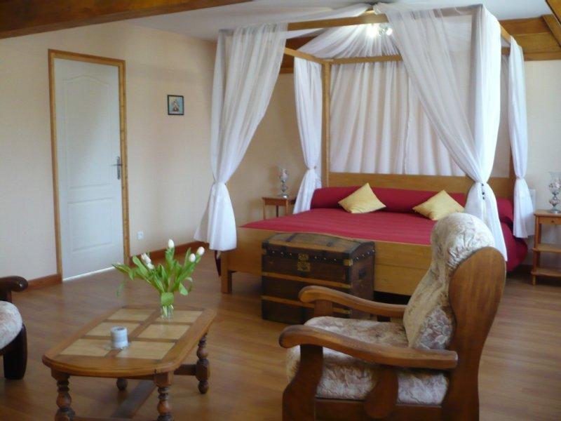 LOCATION DE CHAMBRES D'HÔTES DE CHARMES PRES DE SARLAT, holiday rental in Siorac-en-Périgord