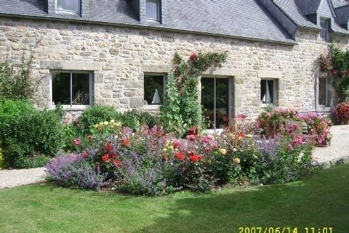 Maison bretonne en pierre, location de vacances à Breles