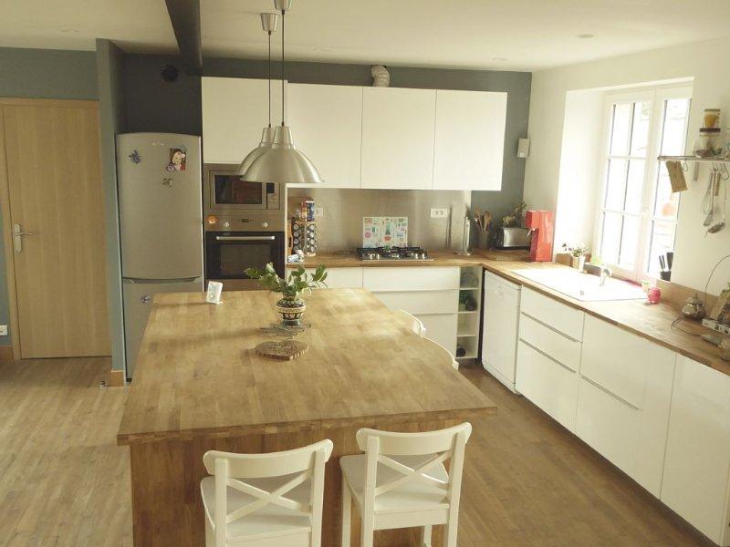 Maison en pierre de charme vue Rance, vacation rental in St Suliac