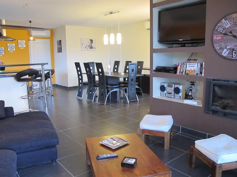 VACANCES ENTRE MER ET CAMPAGNE, holiday rental in Soustons