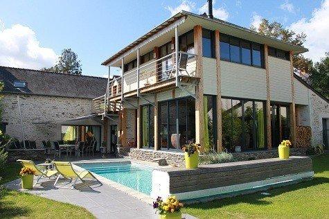 Maison de charme en bord de Loire, holiday rental in Saint-Aubin-de-Luigne