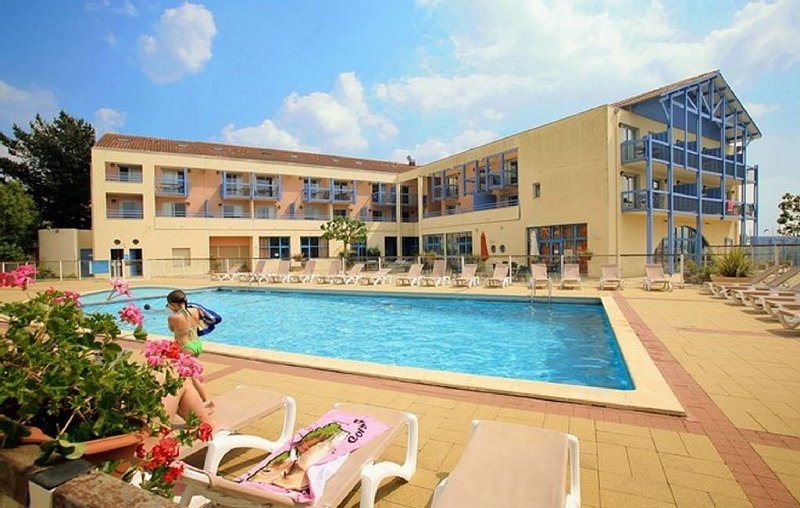 Résidence du Port à Hourtin, holiday rental in Hourtin-Plage