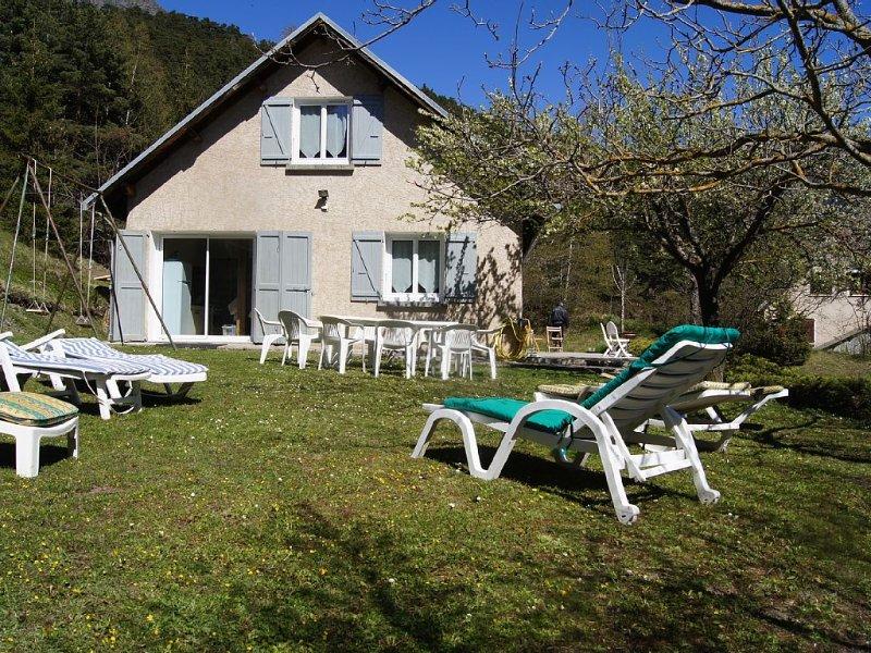 La Mourière en Champsaur - Parc Ecrins - 2 à 12 personnes - 4 chambres - Alpes, vacation rental in Saint-Bonnet en Champsaur