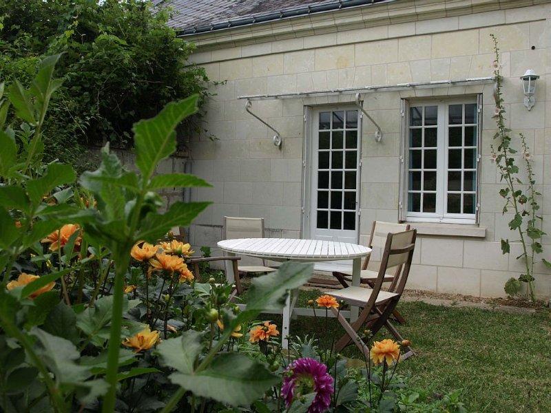 Gîte rural proche de la Loire, holiday rental in Rigny-Usse