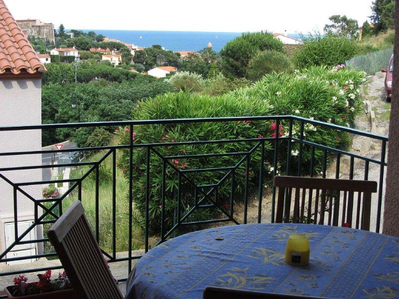 Très beau et spacieux T3 vue sur mer tout confort parking proche plage/village