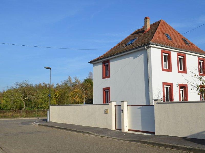 2 pièces dans une maison avec jardin, holiday rental in Legelshurst