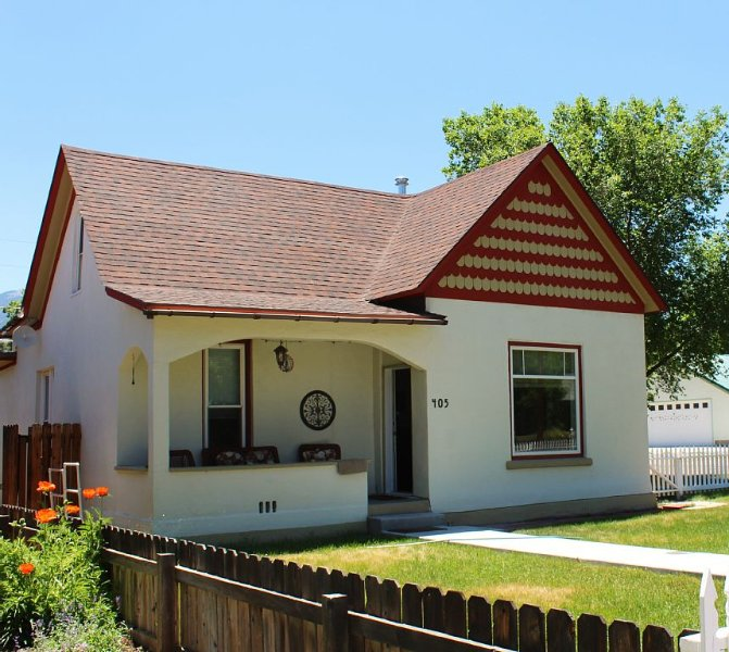 Enjoy Your Stay in Salida at this Family-Friendly Home Near Downtown!, vacation rental in Salida