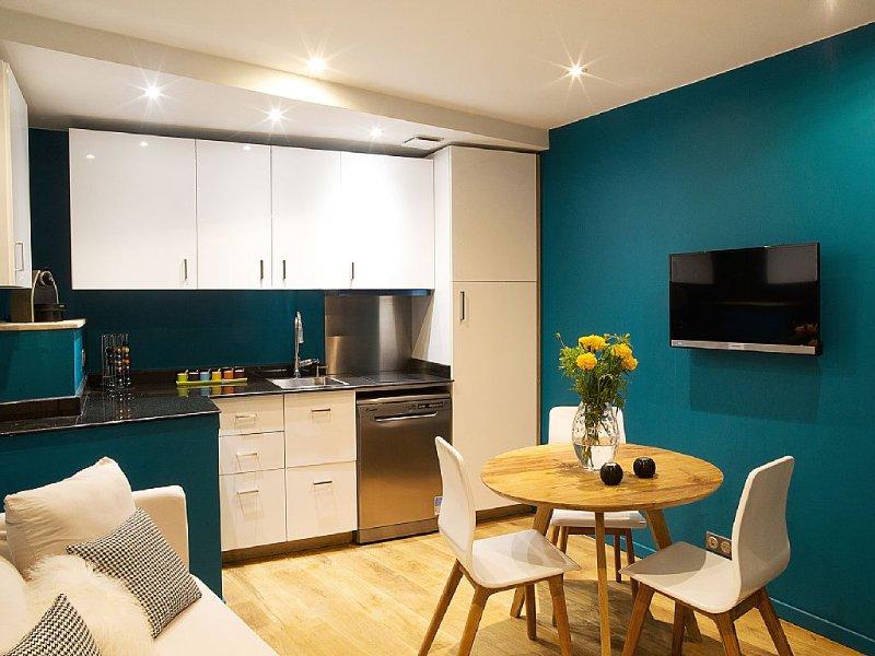 Newly renovated Lourmarin luxury apartment., holiday rental in Lourmarin