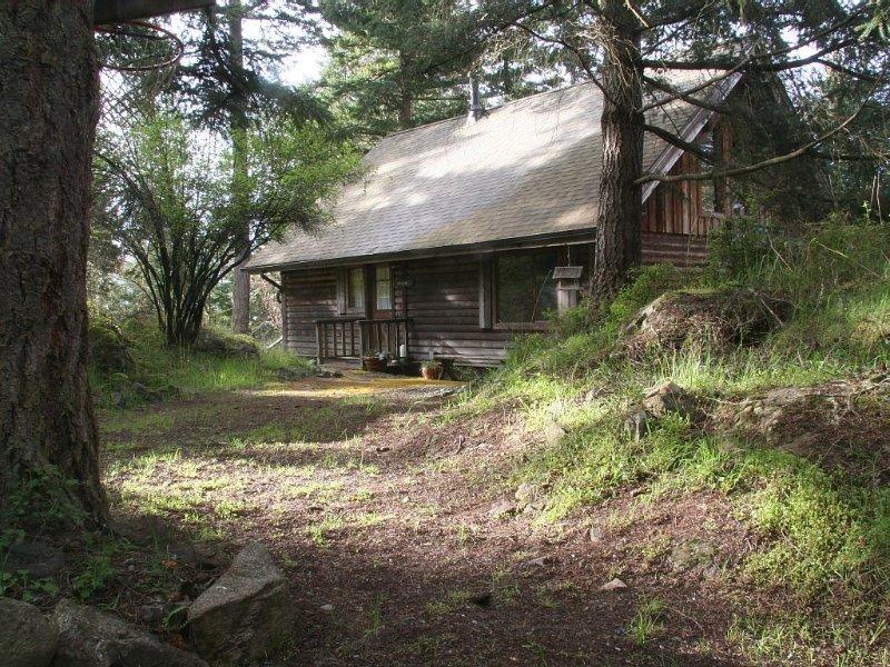 Secluded Orcas Island Cabin, location de vacances à Deer Harbor