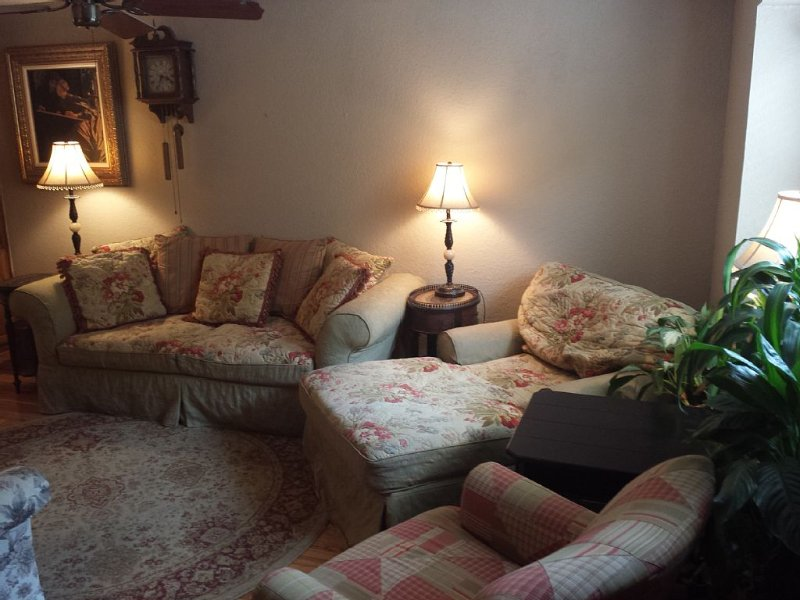 Comfortable, Cozy, Convenient Condo in the Baylor Bubble!, holiday rental in Waco