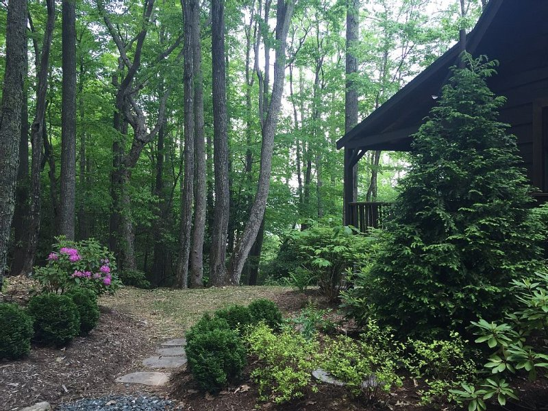 Charming High Country Cabin in Gated Community, vacation rental in Banner Elk