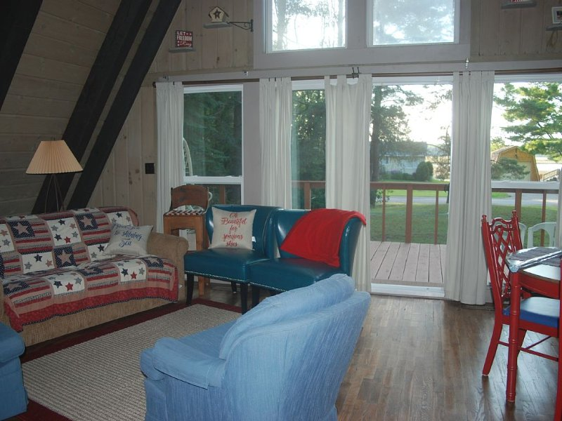 Inland Waterway Escape, holiday rental in Cheboygan County