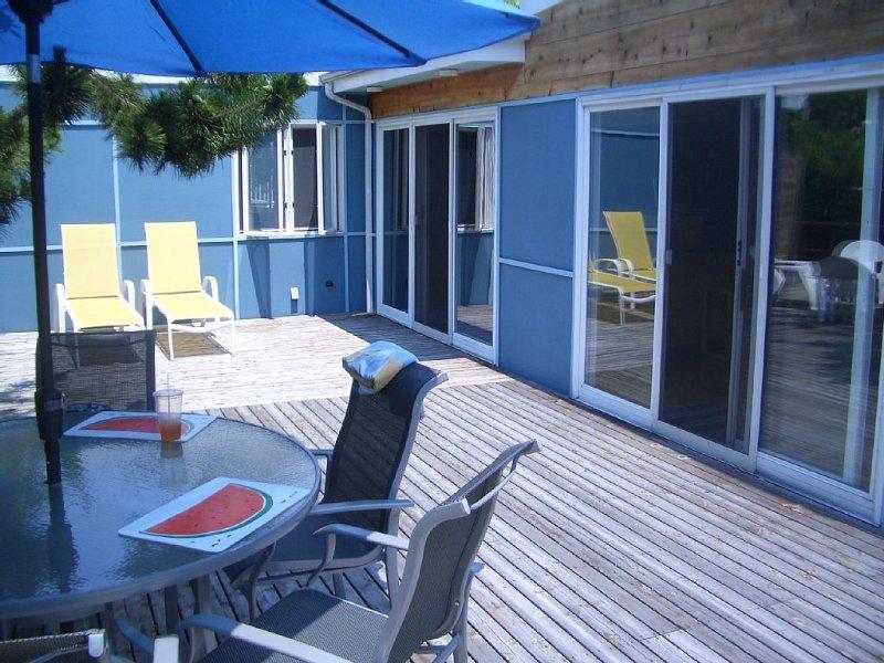 Perfect Fire Island Family Beach House, location de vacances à Ocean Beach