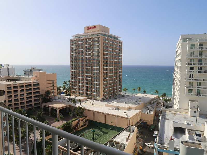 Condado San Juan Ocean View 16th Floor, holiday rental in San Juan