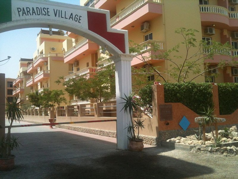 PARADISE VILLAGE RESORT, holiday rental in Makadi Bay